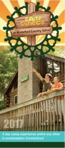 summer camp brochure therapeutic day camp in southeastern connecticut